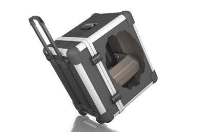 Кейс для сканера CR 35 NDT