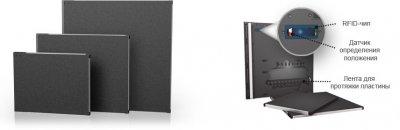Кассеты с пластинами для сканера Duerr HD-CR 43 NDT